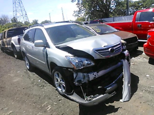 2008 rx400h salvage for export FIRM PRICE