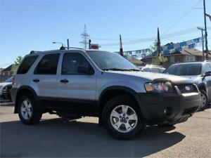 2005 Ford Escape XLT/AUTO/4X4/AC/MAGS/CRUISE/GROUP ELECT!!!