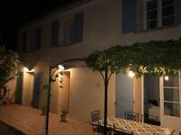 Town House, Avignon, Provence, France