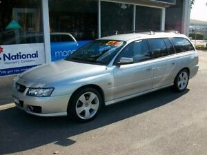 2007 Holden Commodore VZ SVZ 4 Speed Automatic Wagon Brahma Lodge Salisbury Area Preview