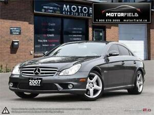 2007 Mercedes-Benz CLS63 AMG *NO ACCIDENTS, NAV, 84KM*