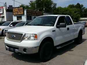 2007 Ford F-150 XLT-ONLY 157K