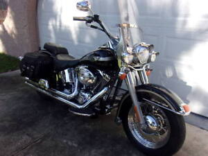 HARLEY DAVIDSON-PRICED FOR QUICK SALE