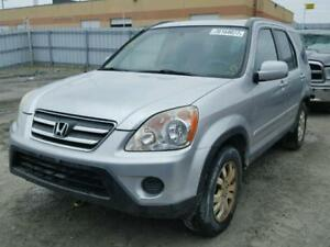 2006 HONDA CR-V, AUTO, LEATHER, SUNROOF / CERTIFIED