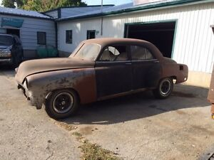 1952 Pontiac Hot Rod / Rat Rod / Lead Sled / Cheiftain