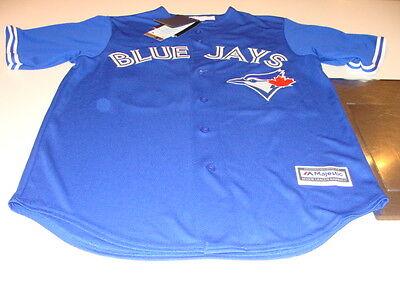Toronto Blue Jays MLB Baseball Jersey Medium Alternate 3rd Cool Base Customize Custom Mlb Baseball Jerseys