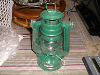 Two Kerosene Small Lamps New Never Used