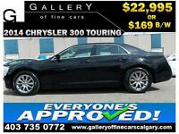 2014 Chrysler 300 TOURING $169 bi-weekly APPLY TODAY DRIVE TODAY