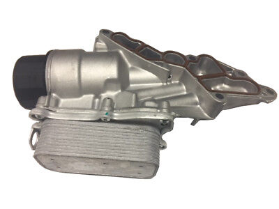 Apparatus Oil Filter Housing with Cooler fits for Mercedes-Benz CLK550 2721800510