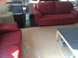 Natuzzi 3 Piece Lounge Suite Lindfield Ku-ring-gai Area Preview