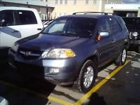 2005 ACURA MDX * TECH PKG* NAV** CLEAN CARPROOF! PRICED TO SELL!