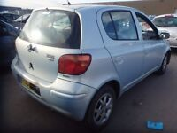 2004 TOYOTA YARIS BREAING FOR PARTS,THIS ADD ONLY FOR 4X GOOD WHEELS WITH TYRE,WILL FIT YEAR 99-2005