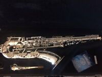 Yamaha YTS 62 Silver Coated - Professional Bb Tenor Saxophone Just £2,000