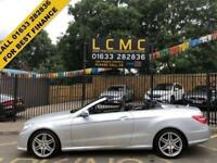 2012 62 MERCEDES-BENZ E CLASS 2.1 E220 CDI BLUEEFFICIENCY SPORT 2D AUTO 170 BHP
