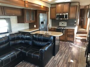 Fifth Wheel Open Range 2015 à vendre (347RES)