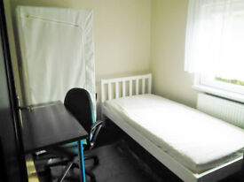 Clean furnished single room