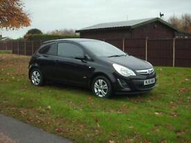 Vauxhall Corsavan 1.3CDTi 16v ( 95ps ) ( EU5 ) Sportive low miles