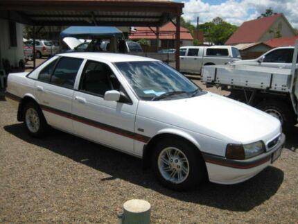 1994 Ford Falcon ED Futura 5 Speed Manual Sedan North Ipswich Ipswich City Preview