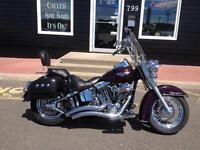 2007 Harley Davidson Softail Deluxe - Loaded with CHROME!!!