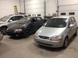2005 Aveo Hatchback 137k- Not just another Aveo!