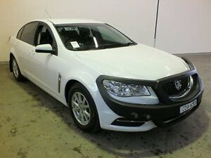 2013 Holden Commodore VF Evoke White 6 Speed Automatic Sedan Westdale Tamworth City Preview