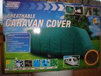 BREATHABLE CARAVAN COVER