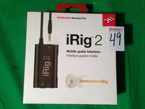 IRIG 2 MOBILE GUITTAR INTERFACE