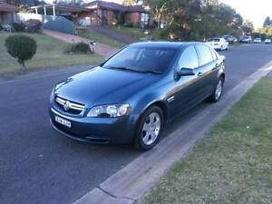 2009 Holden Commodore duel fuel lpg Ve 60th anniversary Campbelltown Campbelltown Area Preview
