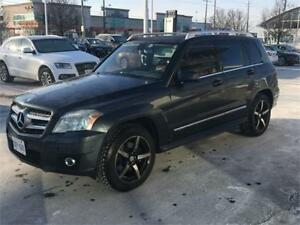 2010 MERCEDES-BENZ GLK350 *LEATHER,SUNROOF,LOADED!!!*