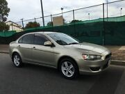 2007 Mitsubishi Lancer CH MY07 ES 4 Speed Sports Automatic Sedan Somerton Park Holdfast Bay Preview