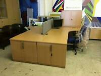 Office desk and furniture sale