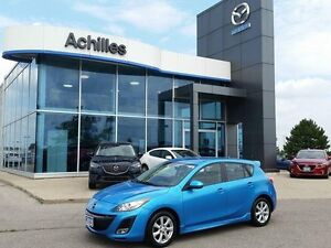 2011 Mazda Mazda3 Sport GS, Alloys, Fog Lights, 2.5L