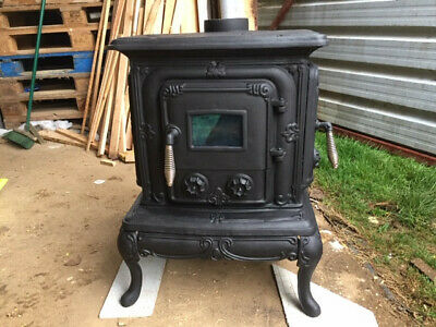 used newport cottage wood/fuel burning stove