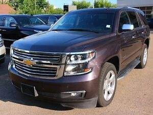 2015 Chevrolet Tahoe LTZ LOADED ADAPTIVE CRUISE BLU-RAY DVD SUNR