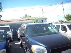 2005 Chevrolet Uplander RUNS AND DRIVES AS-TRADED AS-IS DEAL