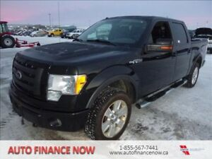 2010 Ford F-150 FX 4 SuperCrew CHEAP PAYMENTS INSPECTED CLEAN