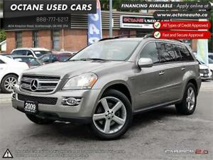 2009 Mercedes-Benz GL-Class 3.0L BlueTEC ONE OWNER! FULLY LOADED
