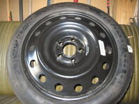 Chrysler 300 Full Sized Spare Tire