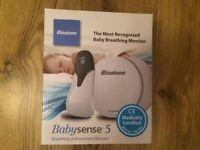 Binatone babysense 5 breathing & movement monitor