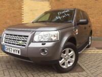 LAND ROVER FREELANDER 2.2 Td4 GS 5dr (grey) 2007