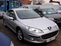 2007 Peugeot 407 2.0 HDi 136 SE 4dr 4 door Saloon
