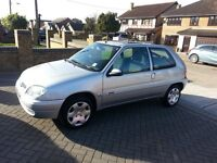 CITROEN SAXO 1.1 DESIRE, ONLY 19,000 MILES, YES 19k, IDEAL FIRST CAR, 2-OWNERS, SAME FAMILY