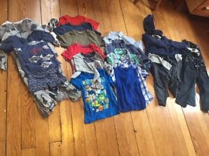 Lot of 4T clothing - boys - 27 pieces!
