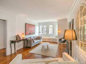 BEAUTIFUL HOME FOR RENT ADJACENT TO WESTMOUNT