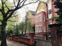 We are happy to offer this bright studio apartment in Fitzjohns Avenue, Hampstead, London NW3