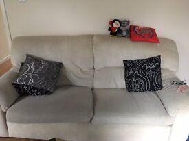 3 + 2 seater sofa
