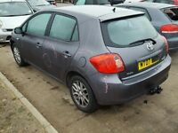 TOYOTA AURIS SUN VISOR FOR SALE (BREAKING/SPARES)