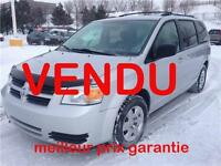 VENDU - 2008 Dodge Grand Caravan StowN Go