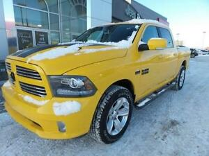 * BRAND NEW 2016 DODGE RAM 1500 SPORT- MANAGER DEMO