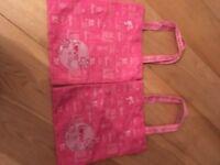 4 Children's bags